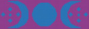 Alpha pattern #88335