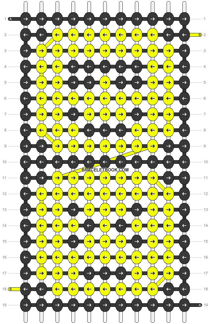 Alpha pattern #88339 pattern