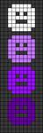 Alpha pattern #88340