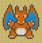 Alpha pattern #88345