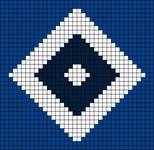 Alpha pattern #88346