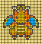 Alpha pattern #88347