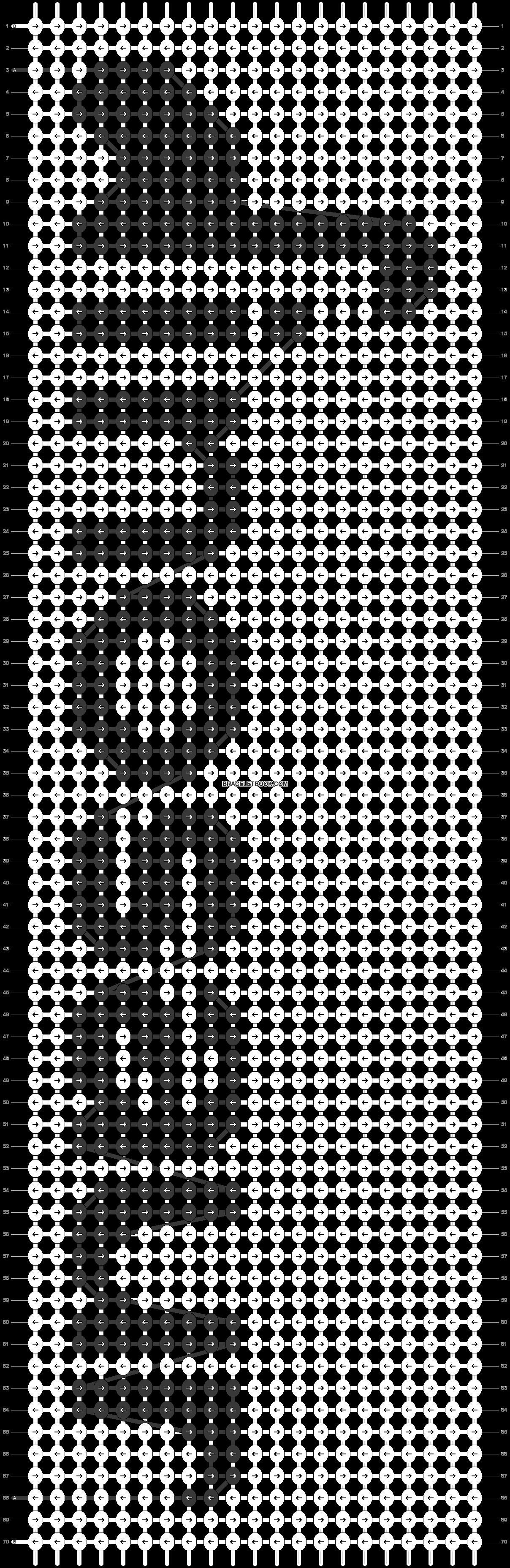 Alpha pattern #88349 pattern