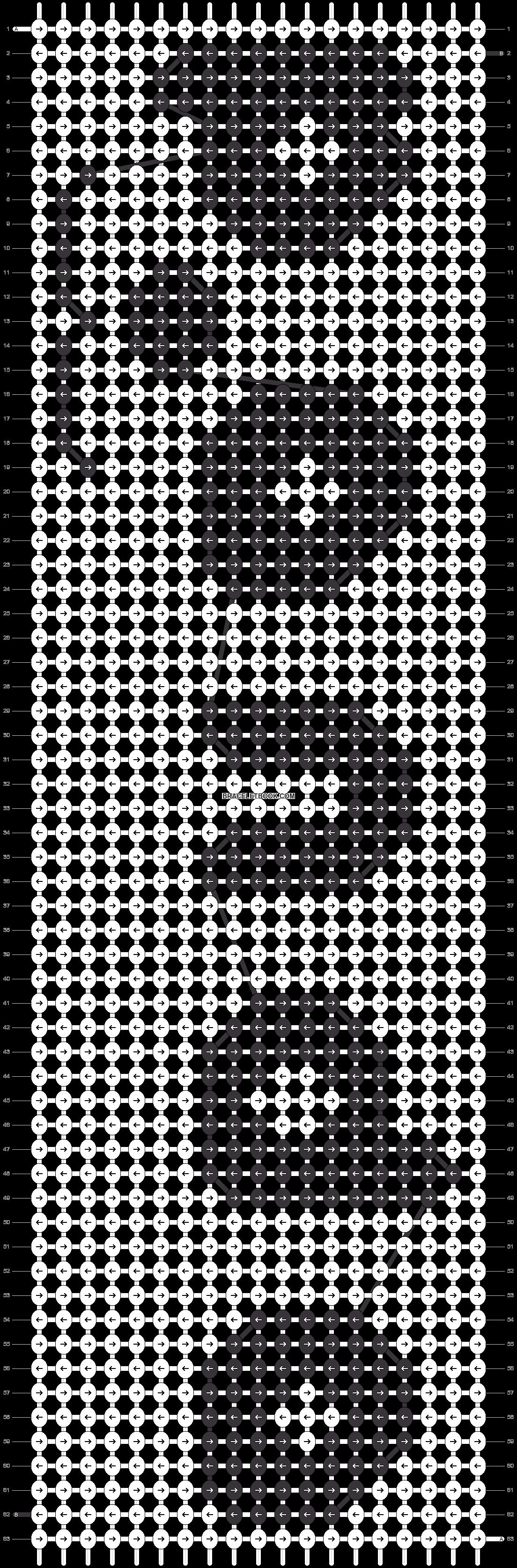 Alpha pattern #88351 pattern