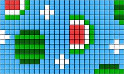Alpha pattern #88371