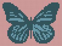 Alpha pattern #88373