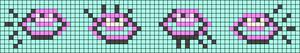 Alpha pattern #88389