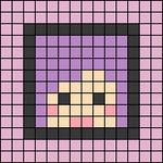 Alpha pattern #88396