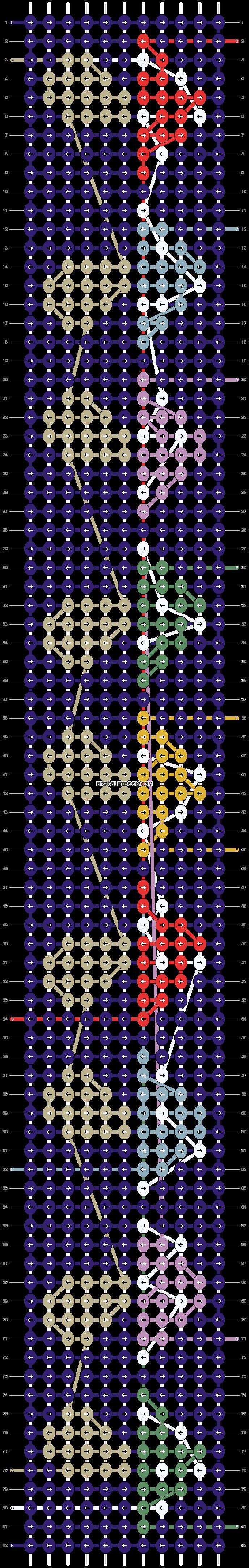 Alpha pattern #88407 pattern