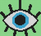 Alpha pattern #88425