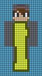 Alpha pattern #88450