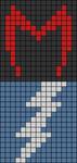 Alpha pattern #88463
