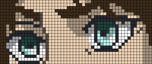 Alpha pattern #88476