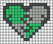 Alpha pattern #88523