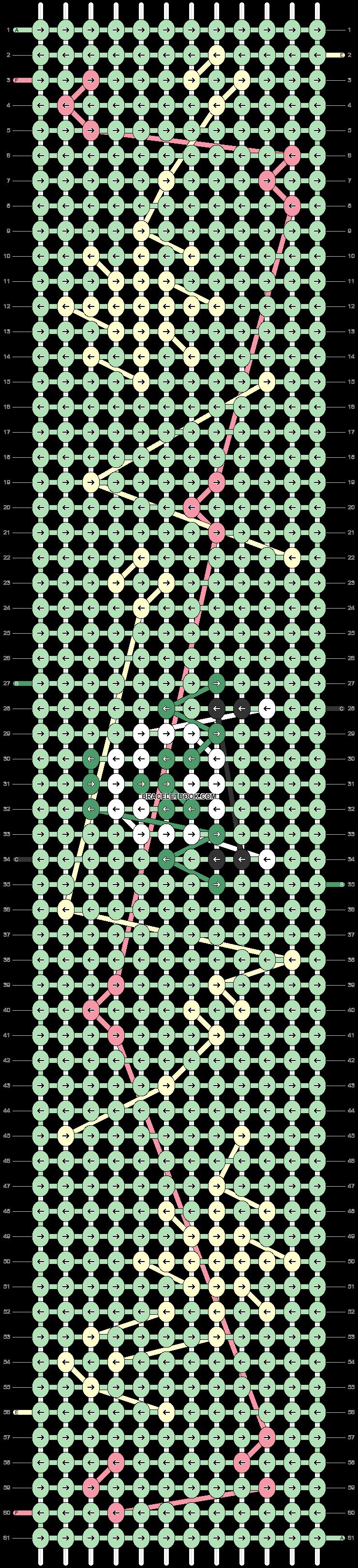 Alpha pattern #88524 pattern