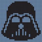 Alpha pattern #88535