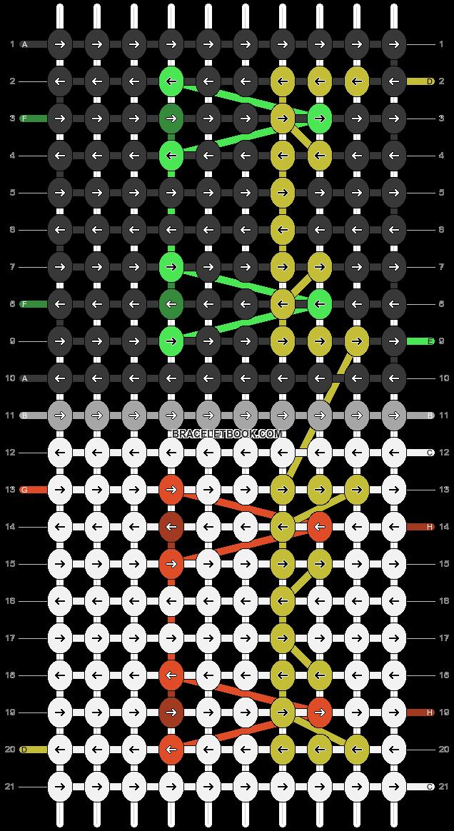 Alpha pattern #88559 pattern