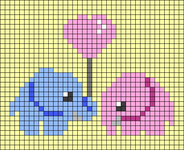 Alpha pattern #88562