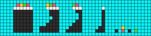 Alpha pattern #88584