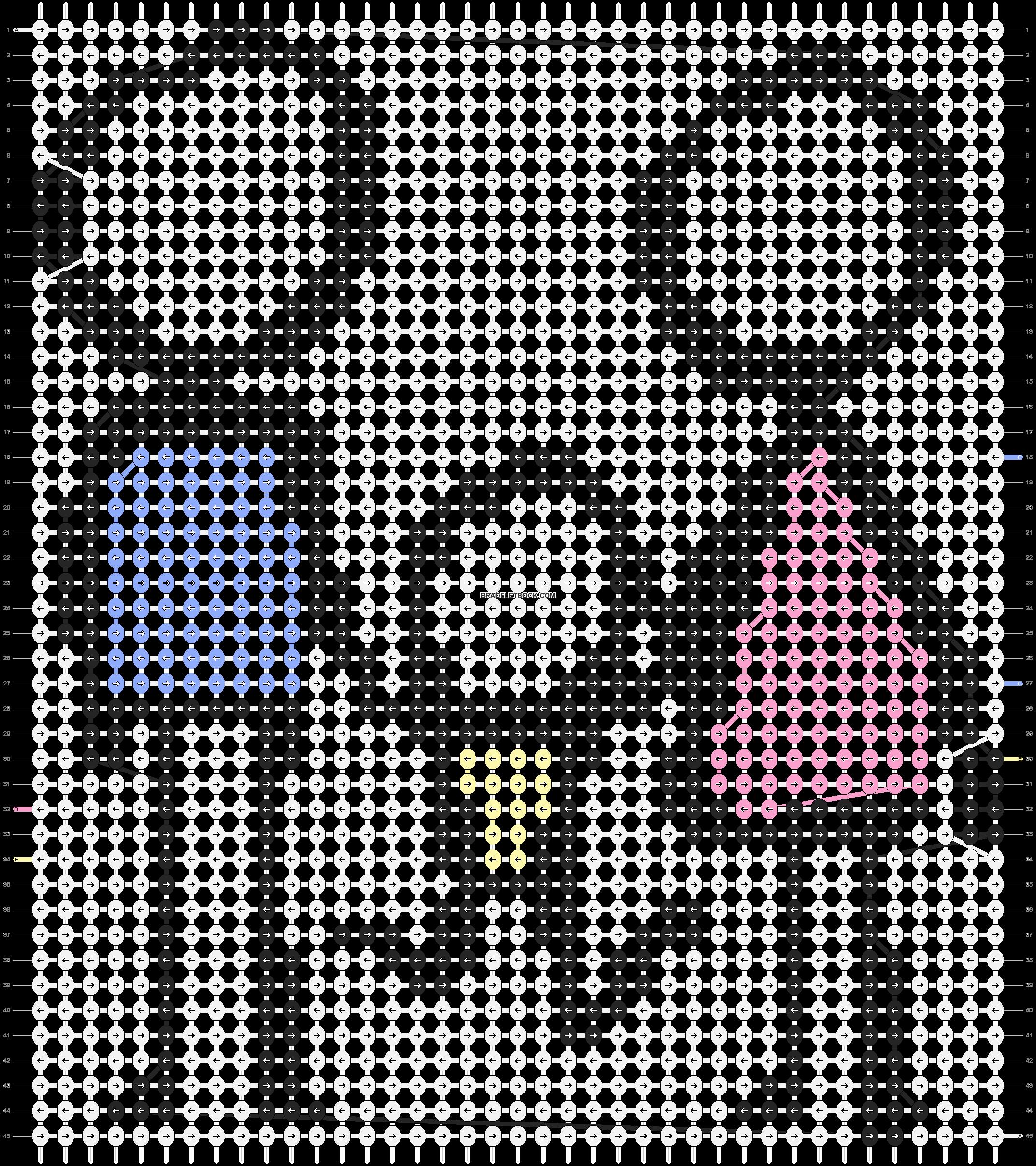 Alpha pattern #88603 pattern