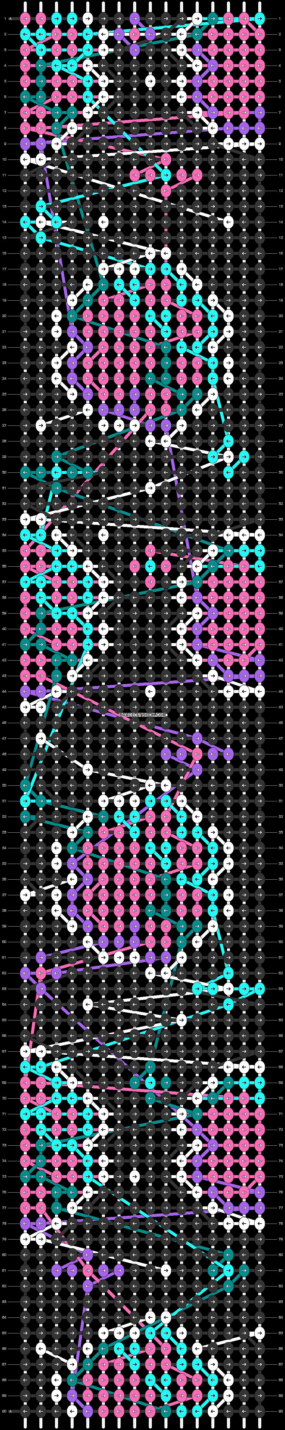 Alpha pattern #88606 pattern