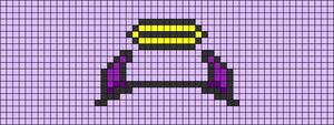Alpha pattern #88608