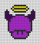 Alpha pattern #88609