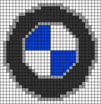 Alpha pattern #88612