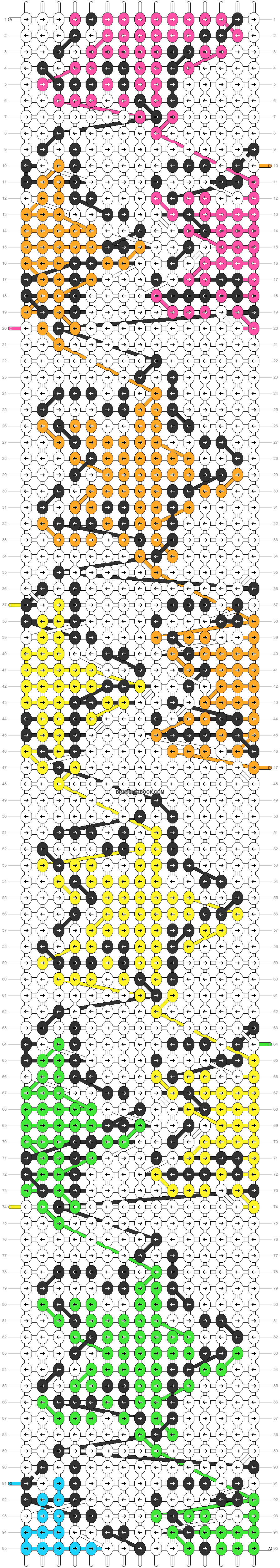 Alpha pattern #88617 pattern