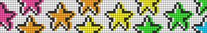 Alpha pattern #88617