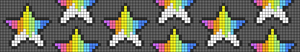 Alpha pattern #88622