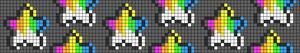 Alpha pattern #88623
