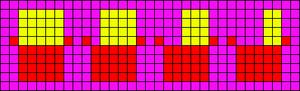 Alpha pattern #88641