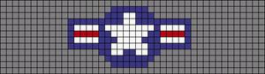 Alpha pattern #88647