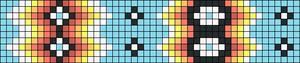 Alpha pattern #88648