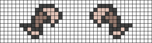 Alpha pattern #88650