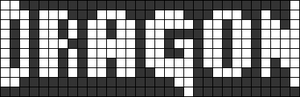 Alpha pattern #88651