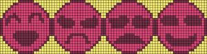 Alpha pattern #88653