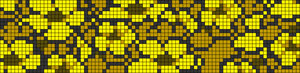 Alpha pattern #88657