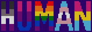 Alpha pattern #88664