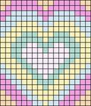 Alpha pattern #88666