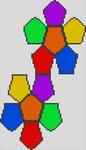 Alpha pattern #88678