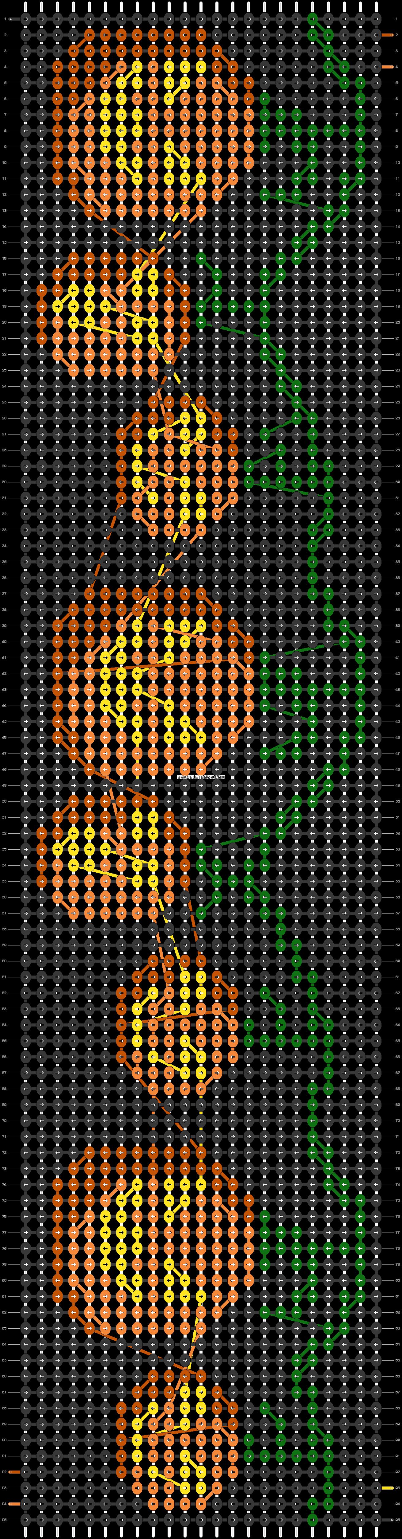Alpha pattern #88687 pattern