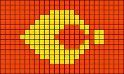 Alpha pattern #88691