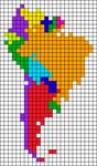 Alpha pattern #88693