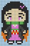 Alpha pattern #88694