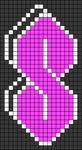 Alpha pattern #88708