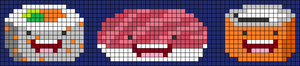 Alpha pattern #88715
