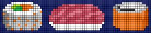 Alpha pattern #88716
