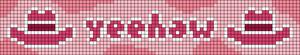 Alpha pattern #88719